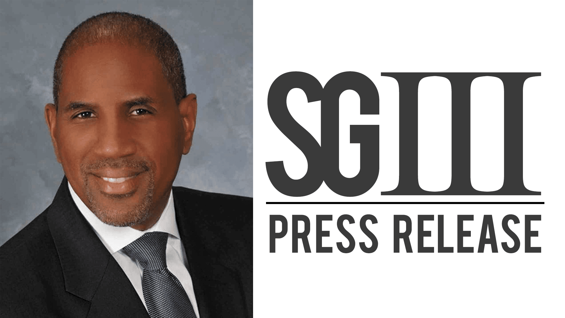 Dr. Steve Gallon III - Press Release