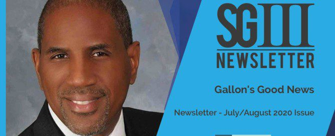 Dr Steve Gallon Newsletter July-August (2)