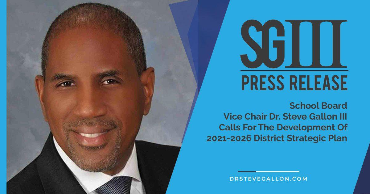 2021-2026 District Strategy Plan